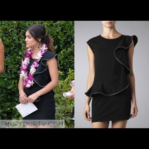 d760b13f6 Ted Baker Nueva Black Zip Trim Sleeveless Dress. M 5b6f700b0e3b86beda5114f1